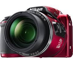 Buy NIKON COOLPIX B500 Bridge Camera Red SCCSC16 Mirrorless