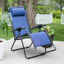 Timber Ridge Folding Lounge Chair by Best Zero Gravity Chair For Outside Use November 2017