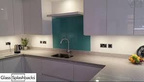 Duck Egg Glass Splashback Not Limited To Behind Cookers Splashbacks Are Idea For Sinks Home Bars And Even Bins As A Splash F