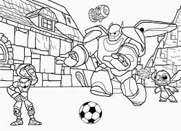 Free Printable Coloring Pages Big Hero 6