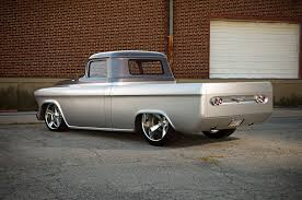 One-of-a-Kind 1957 Chevrolet Pickup With 650 HP Heads To Auction 1950 Chevy Truck The In Barn Custom Classic Trucks Fast Eddies Race Cars 1946 2015 Silverado Back To Basics With Style 1972 Pickup Keeps On Truckin Trucks Nextgen 2019 Pickup Chevrolet Bada 1955 Youtube Interior 0906or 12 Z 2002 Chevrolet Heidi Picks 1959 Apache Truck Gets Custom Treatment Bangshiftcom Sema 2013 Rally Sport And Trick N Rod Car Building A Difference 1967 Thats