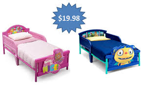 Toys R Us Toddler Beds ONLY $19 98 Shipped REG $50 & More FTM