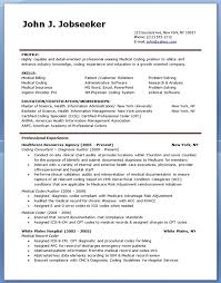 Sample Medical Billing And Coding Resume Template