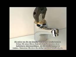 einhebel waschtisch armatur kartusche auswechseln