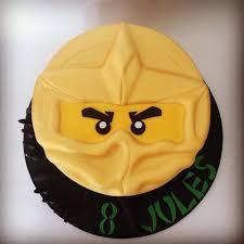 lego ninjago golden cake ninjago kuchen lego