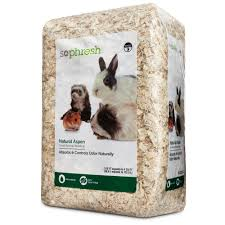 so phresh natural aspen small animal bedding petco