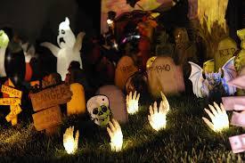 Outdoor Halloween Decorations Diy by Outdoor Halloween Decorations Ideas The Latest Home Decor Ideas