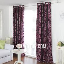 Zebra Curtain by Black Contemporary Fashion Modern Thick Best Zebra Print Curtains