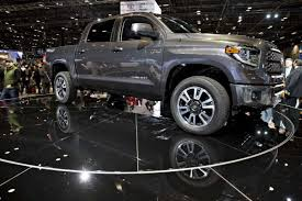 Toyota's Tundra Struggles To Sell While Other Trucks Surge ... Gm Recalls 12 Million Fullsize Trucks Over Potential For Power The Future Of Pickup Truck No Easy Answers 4cyl Full Size 2017 Full Size Reviews Best New Cars 2018 9 Cheapest Suvs And Minivans To Own In Edmunds Compares 5 Midsize Pickup Trucks Ny Daily News Bed Tents Reviewed For Of A Chevys 2019 Silverado Brings Heat Segment Rack Active Cargo System With 8foot Toprated Cains Segments October 2014 Ytd Amazoncom Chilton Repair Manual 072012 Ford F150 Gets Highest Rating In Insurance Crash Tests
