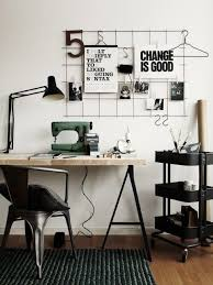Wire Inspiration Board Change Is Good Poster Diy Organizer Cool Office Chair Blacks And Whites