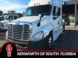 100 Florida Truck Sales 2014 Freightliner Cascadia 125 72 In Sleeper Tractor Kenworth Of