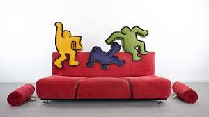 pop sofa bretz keith haring