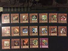 Gate Guardian Deck 2006 by Yu Gi Oh Complete Sets Ebay