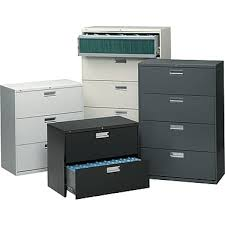 hon brigade 600 series 36 wide lateral file cabinets staples