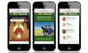 Olive Garden Lunch Digital Social