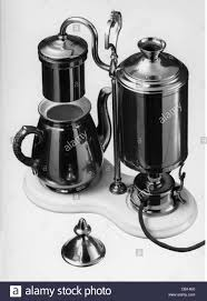 Household Kitchen And Kitchenware First Electric Coffee Maker 1890 Product Design Industrial Appliance