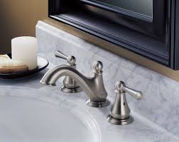 Delta Bronze Bathroom Sink Faucets by Faucet Com 35902lf Rb In Venetian Bronze By Delta