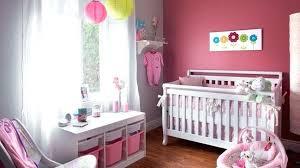 chambre bébé romantique chambre bebe fille chambre bacbac fille fillette style