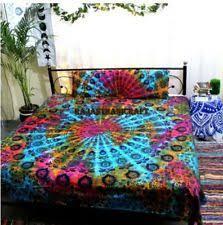 hippie bedding ebay