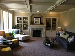 Warm Neutral Living Room Paint Colors Modern House Apartment