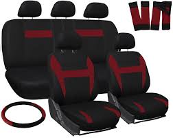 TRUCK SEAT COVERS For Ford Ranger Red Black W/ Steering Wheel/Belt ... Truck Seat Covers Camo Near Me Camouflage Seat Covers For Ford F150 Top Upcoming Cars 20 Amazoncom Designcovers 19982003 Ranger Truck Save Your Seats Coverking Truckin Magazine 092016 Tactical Front Seatback Cover 04f150tsc Split Bench Trucks Who Designed This Best Way To Restore King Ranch Youtube The Best Chartt Suvs Covercraft Where Can I Buy A Hot Rod Style Bench Upgrade Style With A Few Simple Diy Modifications Iggees Iggee Pretty Impressed Miata
