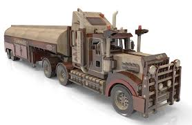 Peterbilt 281 Oil Tanker | Wood Toy Plans Forums | Toys | Pinterest ...