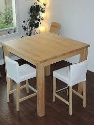 cuisine ikea blanche et bois table ikea bois table de cuisine ikea blanc
