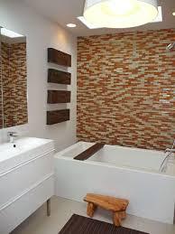 Tiling A Bathtub Alcove by Three Wall Alcove Bathtub Modern Bathroom Ideas Houzz