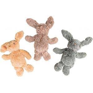 Ethical Pets Cuddle Bunnies Plush Dog Toy - Assorted, 13in