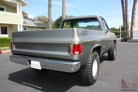 1977 GMC, Chevy K-10 Truck 4x4 Short Bed 4spd Rare 1977 Gmc 4x4 My Fantasy Fleet Pinterest Gmc And Cars Junkyard Find Rally Stx Van The Truth About Sarge Pickup Classic Wkhorses Sprint Caballero Wikipedia Another Mikeo37 Sierra 1500 Regular Cab Post Classics For Sale On Autotrader Super Custom 496 Pickup Truck Build Project Youtube Grande 1947 Present Chevrolet High Sale 4x4 Custom_cab Flickr Questions How Does One Value A Classic