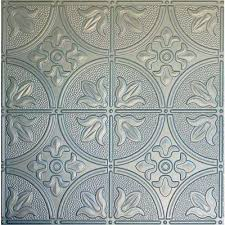 tin style ceiling tiles ceilings the home depot