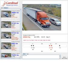 100 Weight Of A Semi Truck Virtual Weigh Stations WeighinMotion Highway Systems From
