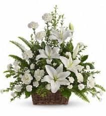 RG Ortiz Funeral Home Florist