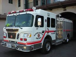 Rancho Santa Fe Fire District Pumper | Modern Fire Trucks ...