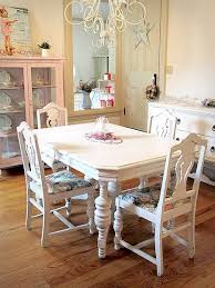 Shabby Chic Dining Room Table And Chairs by 322 Best Shabby Chic Diningroom Images On Pinterest Shabby