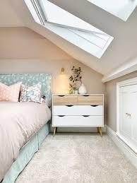 schlafzimmer mit dachschräge schlafzimmer dekoration