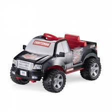 Power Wheels 6V Battery Toy Ride-On - F-150 My First Craftsman Truck ... Power Wheels Ford F150 Purple Camo Fisherprice Red Raptor 12volt Battery Extreme Silver Walmartcom Sport Battypowered Ride Monster Jam Grave Digger 24volt Powered Rideon On Jeep Magic Cars Truck Style Parental Remot Fisher Price Pickup Best Resource Riding Toy Kids Rc Operated Jeeps Of 2017 Kid Trax Dodge Ram Review Youtube