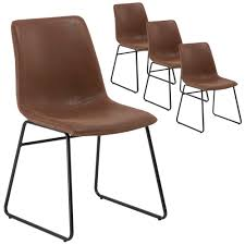 Tan Spencer Faux Leather Dining Chairs (Set Of 4) 100 Ding Chair Australia Chairs Tulip Fenton Leather Modern Parsons Midback Chocolate Faux Set Of 2 Zoe Scoop Back Chairs Neo Bronze Pack Costco Uk Espen X 12th Floor Room Extravagant Your House Newcastle Worlds Away Eichholtz In 2019 Cafe Koltuk White Teak Brown Herman Miller