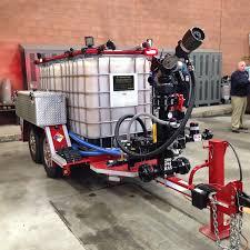 100 Bluegrass Truck And Trailer Albany Foam Deployed WAMC