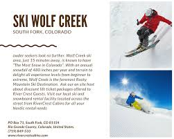 100 Wolf Creek Cabins Creek Ski Cabin River Crest Cabins FlipHTML5