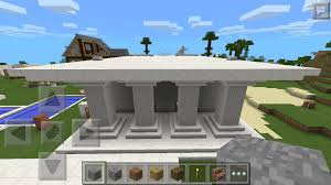 Minecraft Pe Room Decor Ideas by Simple Modern House Minecraft Pe Minecraft Trendy Design Ideas 36