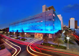The Miami Parking Garage Hall of Fame Architecture