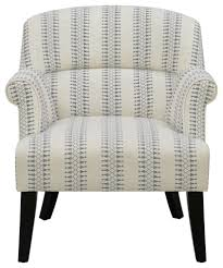 Roll Arm Cream Accent Chair With Blue Patterned Stripes Accent Seating Tufted Chair Without Arms By Coaster At Sam Levitz Fniture Lilly Corinna Uttermost Living Room Luella Chenille Ut423 Walter E Smithe Design Rupert Rowen Grey Fabric Modern Chairs With For Bedroom Club Deco Teal Floral Upholstery Griffin Transitional Corinthian Great American Home Store Accent Chair Krista 532 Rolled Fusion Zaks 592 Sloping Track Midcentury Feet Wayside
