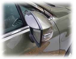 Side Mirror Rain Visor Universal Weather Guard (set Of 2) Fits Any ... How To Adjust Your Cars Mirrors Cnet 1080p Car Dvr Rearview Mirror Camera Video Recorder Dash Cam G Broken Side View Stock Photos Redicuts Complete Catalog Burco Inc Bettaview Extendable Towing Mirrors Ford Ranger 201218 Chrome Place A Convex On It Still Runs Amazoncom Fit System Ksource 80910 Chevygmc Pair Is This New Trend Trucks Driving Around With Tow Extended Do You Have Set Up Correctly The Globe And Mail Select Driving School Adjusting Side