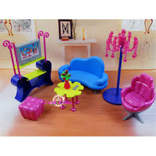 miniature furniture my fancy life living room b for barbie doll