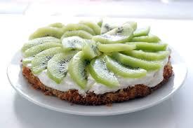 kiwi quark kuchen mit zespri