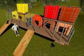 Upcycled Animal Shelters Recycled Shipping Containers