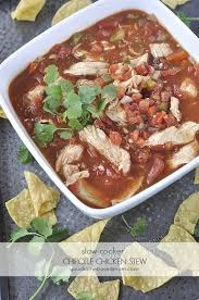 Chipotle Halloween Special 2015 by Slow Cooker Chipotle Chicken Stew Your Homebased Mom