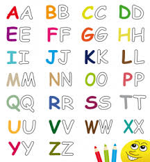 Alphabet Tracing Coloring Pages Archives