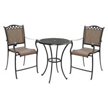 Bar Height Bistro Patio Set by 53 Best Bar Height Patio Furniture Images On Pinterest Patios